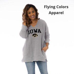 Iowa Flying Colors